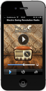 ESR Radio iPhone App