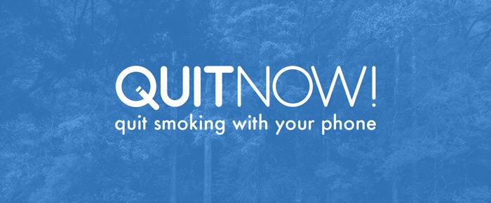 QuitNow! App